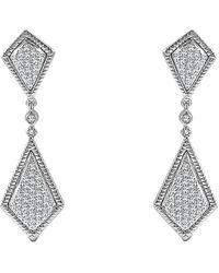 Sabrina Designs - 14k 0.50 Ct. Tw. Diamond Earrings - Lyst