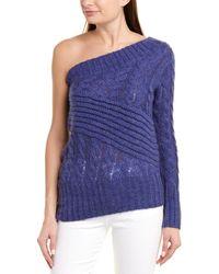 Tularosa Ekkah Wool-blend Jumper - Blue