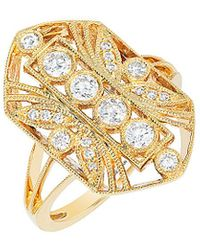 Le Vian 14k 0.49 Ct. Tw. Diamond Ring - Metallic