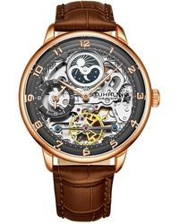 Stuhrling Original Men's Legacy Watch - Metallic