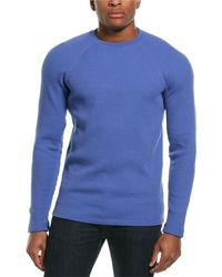 Theory River Top - Blue