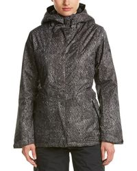 Mountain Hardwear Back For More Insulated Jacket - Black