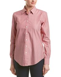 Brooks Brothers - 1818 Classic Fit Woven Shirt - Lyst