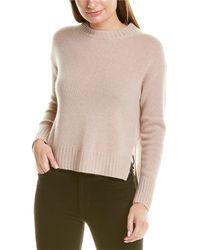 360cashmere Alex Cashmere Sweater - Pink