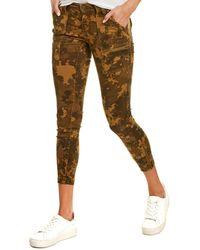 Joie Park Skinny Pant - Multicolour
