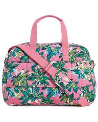 Vera Bradley Medium Traveller Bag - Multicolour