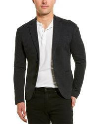 James Perse Tailored Suit Jacket - Gray