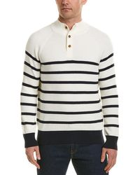 Brooks Brothers - Mock Neck Sweater - Lyst