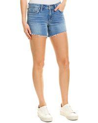 Joe's Jeans Nina Cut Off Short - Blue