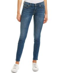7 For All Mankind 7 For All Mankind Gwenevere Charleston Skinny Leg - Blue