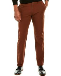 Theory Zaine H Pant - Brown