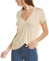 IRO Rodeo Linen T-shirt - Natural