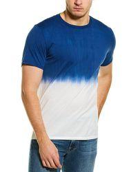 Joe's Jeans Dip-dye T-shirt - Blue