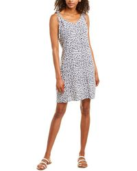 Emerson Fry India Collection Slip Dress - Gray