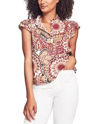 Faherty Brand Shania Blouse - Multicolor