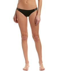 Laundry by Shelli Segal Embroidered Bottom - Black