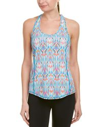 Vimmia Printed Grit Tank - Blue