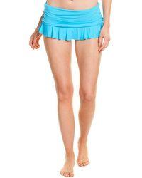La Blanca Swim Skirt - Blue