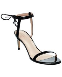 Schutz Leandra Patent Sandal - Black
