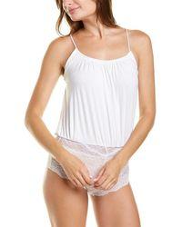 Honeydew Intimates Intimates Sadie Bodysuit - White