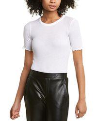 n:PHILANTHROPY Suri Bodysuit - White