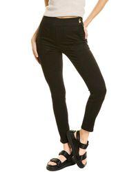 FRAME Denim Le Francoise Skinny Leg - Black