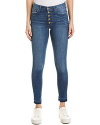 Joe's Jeans Jocelyn High-rise Ankle Skinny Leg - Blue