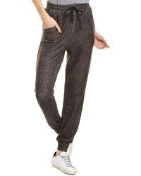 Dance & Marvel Printed Sweatpant - Brown