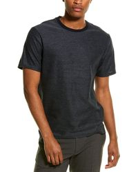 Theory Milan T-shirt - Blue