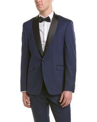 Original Penguin 2pc Wool-blend Tuxedo - Blue