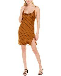 Blue Life Hadid Mini Dress - Brown