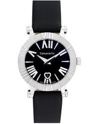 Tiffany & Co. 2000s Women's Atlas Watch - Black
