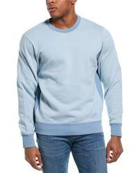 Ovadia Dune Sweatshirt - Blue