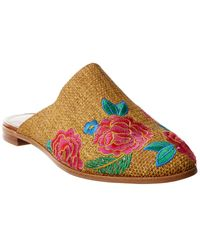 Kenneth Cole Roxanne Mule - Natural