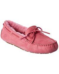 UGG Dakota Suede Slipper - Pink
