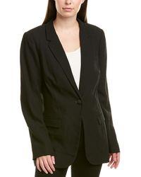 Diane von Furstenberg Vintage Jacket - Black