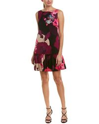 4bfca45e6e Free People Sleeveless Miles Of Lace Dress in Purple - Lyst