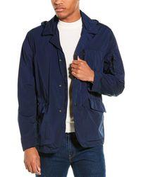 C.P. Company C. P. Company Goggle Jacket - Blue