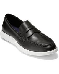 Cole Haan Grand Leather Loafer - Black