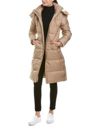 Cole Haan Essential Down Coat - Natural