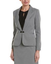 Tahari - Tahari Asl Suit Jacket - Lyst