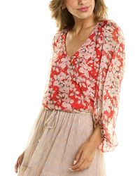 Traffic People Mollie Top - Red