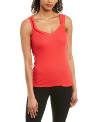 Vimmia Serenity Double Strap Tank Long - Red