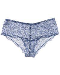 Cosabella Pret-a-porter Hotpant - Blue