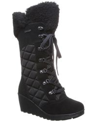BEARPAW Destiny Insulated Tall Boots - Black