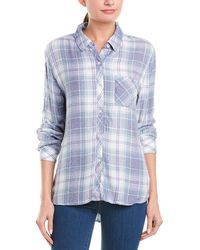 Rails Hunter Shirt - Blue