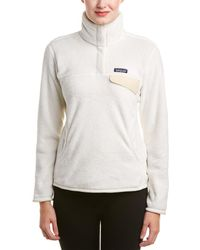 Patagonia - ? Re-tool Snap-t Pullover - Lyst