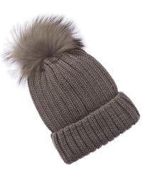 La Fiorentina Hat - Grey