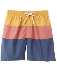 Body Glove Lahaina Swim Short - Yellow