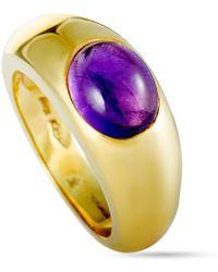Heritage Tiffany & Co. Tiffany & Co. 18k Amethyst Ring - Metallic